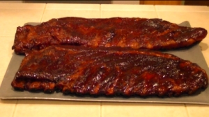 SmokingPit.com - Yoder YS640 Pecan & Cherry Smoked Pork Spareribs. Great BBQcpork Ribs Tacoma WA Washington