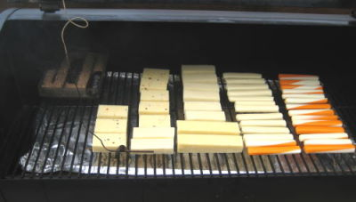 SmokingPit.com - HA-MAZE-N-SMOKER New Cold smoke generator for your smoker. Smoked cheese and meats without the heat and expense.