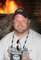 http://smokingpit.com - 12x BBQ Grand Champion Andy Groneman - 1st in pork at the Jack Daniels competition 2010