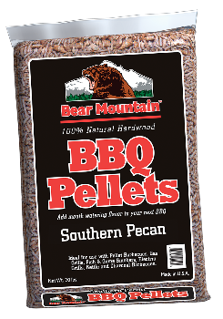 Bear Mountain Smoking and BBQ Pellets - Southern Pecan
